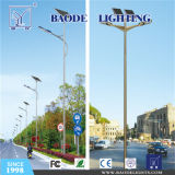 indicatore luminoso di via d'acciaio del vento solare di 7m Palo 50W LED (bdtyn-a3)