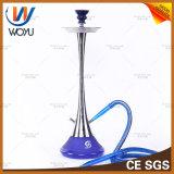Grosses Flaschen-Huka-Wasser elektronisches Cigarett Glaspfeife-Glaswasser Shisha