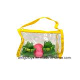 Ensemble de jouets pour bébés en PVC avec 3PCS pour cadeau de l'éducation