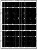 24V 200W - mono módulo solar 225W con la tolerancia positiva (2017)