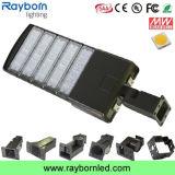 5 años de garantía Ce/RoHS UL/caja de zapatos de luz LED de zona de aparcamiento de 250W
