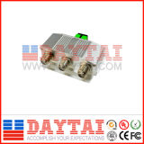 3 Way FTTH Optical Node Converter Fibra óptica Receptor