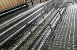 Vetroresina ad alta resistenza Geogrid di concentrazione (100kn/M) per il fondo stradale