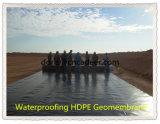 Вкладыш Geomembrane HDPE с ровной поверхностью
