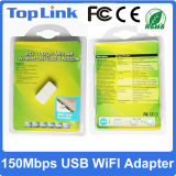 Top-GS05 Low Cost Mt7601 Mini adaptateur USB sans fil 802.11n de 150Mbps