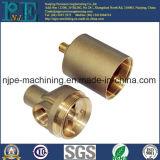 Douane de van uitstekende kwaliteit CNC die van het Brons het Deel van de Aansluting machinaal bewerken