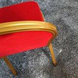 星のホテルの現代方法アルミニウム赤い宴会の椅子