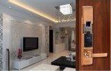 Популярный электронный замок датчика удара фингерпринта может использовать в гостинице & домашнем офисе