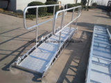 Antiskid Aluminium Alloy Ship Gangway Ladder Boarding Ladder
