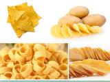 Nahrungsmittelextruder-Münzen-Chip-aufbereitende Zeile