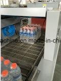 Il gruppo automatico dello Shrink di calore che impacca spostando la macchina imballatrice per le bottiglie può