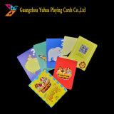 Cartões educacionais 100% plásticos atrativos Yh20 de 0.30mm