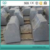 中国の安いライトおよび暗い灰色のPadangの暗い花こう岩の縁またはKerbstoneまたは縁石またはCurbstoneまたは道の縁石