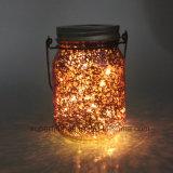 Luces de Navidad romántica para colgar al aire libre Shine Mason Solar LED