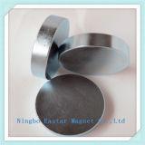 De Magneet van het Neodymium van de Cilinder van het Plateren van het nikkel