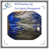 13.56MHz passive RFID Dichtungs-Marke für Lager-Management