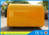 Do carro móvel espaçoso do cão quente de Ys-Bf300c 3m café móvel Van do carro do café