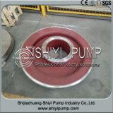 Pièces de rechange Throatbushing de chrome d'alliage d'OEM de pompe centrifuge élevée de boue