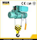 Alzamiento eléctrico directo de la cuerda de alambre 1500kg del fabricante