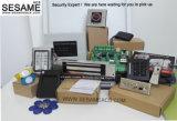 カード読取り装置(S5CN)が付いている防水スタンドアロン金属のアクセス制御キーパッド