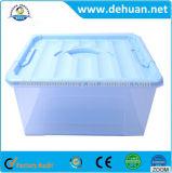 Luxuxunterwäsche-Plastikvorratsbehälter-Kasten mit Griff für Förderung