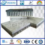 Folheado de pedra Painel alveolar Painel Composto de alumínio