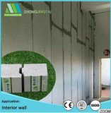 Prefabricated 집을%s EPS 시멘트와 Rockwool 샌드위치 위원회