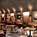 (CL-3301) Tabella pranzante di legno pranzante antica della mobilia del ristorante dell'hotel