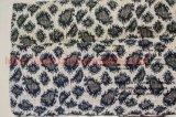 Fils teints Jacquard Tissu de fibres chimiques Polyester Tissus Tissu pour Manteau Toy Set souple