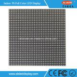 Affichage vidéo polychrome d'intérieur de vente chaud de HD P6 DEL pour la publicité