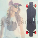 Скейтборд Longboard двойных колес мотора 900W 4 электрический
