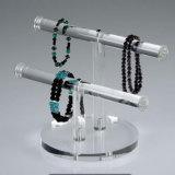 Chaîne de bracelet/étalage acryliques bijou de bracelet