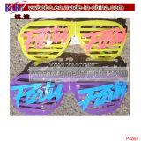 Artigos promocionais Presentes promocionais Decoração de cabelo para óculos plásticos (P4065)
