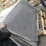 Polished / Flamed Gray Granite Half / Big Slabs (G603 Novo)