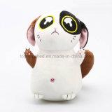 Jouets de poupée de Pikachu de yeux de peluche de qualité grands pour le cadeau de promotion