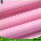 Poliéster impermeable Pongee Cortina cortinas de tela Linning el p.