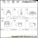 Al Aangepast Patroon van de Reeks/Profielen van het Aluminium voor het Frame van de Huisvesting