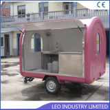 De professionele Vrachtwagen van het Voedsel van het Ontwerp Mobiele (shj-MFS250W)