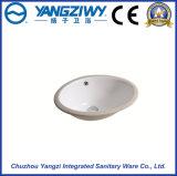 Contro bacino di sotto di ceramica (YZ1331)