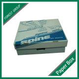 Вощеная коробку из гофрированного картона с логотипом печати