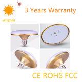 Bulbo IP65 do diodo emissor de luz do UFO do fabricante 12W de China impermeável