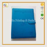 Qualität A4 A5 PU-ledernes Notizbuch