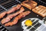 Циновки решетки BBQ единственное Non-Slip, никогда не вставляют, никакой беспорядок, лист решетки судомойки безопасный варя, пекущ и для барбекю