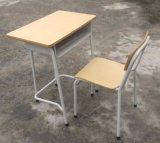 Mobília de escola ajustada de madeira da cadeira de mesa do estudo para a escola Sf-38