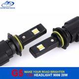 Lampadine automatiche 6500k del faro dell'automobile LED della lampada G5 di Fanless 20W 2600lm LED