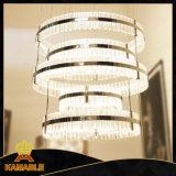 Projecto de cristal moderno Hotel Apliques (KA1230W)