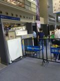 Machine à rayons X des bagages de rayons X Système de sécurité du scanner pour la numérisation de gros bagages, de valises