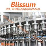 Ligne remplissante complète de l'eau 2017 et de jus de saveur de Blissum
