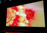 Farbenreiche Video P7.62 LED-Innenbildschirmanzeige für das Bekanntmachen