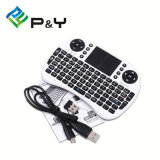 Meilleur prix clavier sans fil Rii I8 Fly Air Mouse clavier Bluetooth pour TV Box